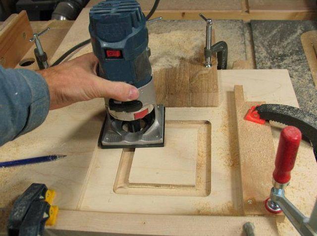 Ручной фрезер значительно упростит выполнение многих операций