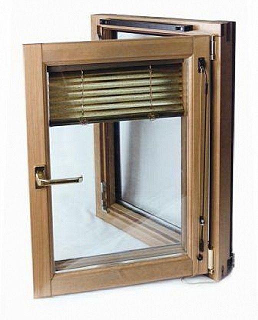 Одним из лидеров в производстве деревянных финских окон является компания «Tiivi»