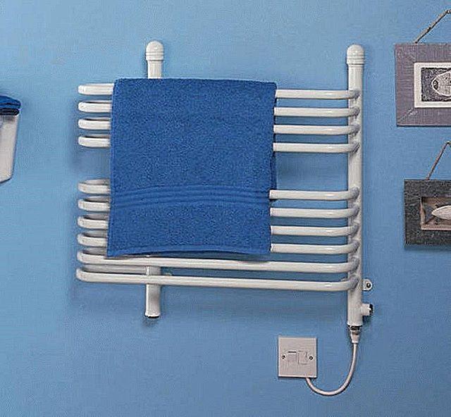 Серьезную конкуренцию водяным стали создавать полотенцесушители электрического нагрева