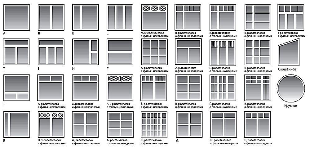 Заказчикам предоставляется возможность выбрать модель из множества вариантов в каталоге