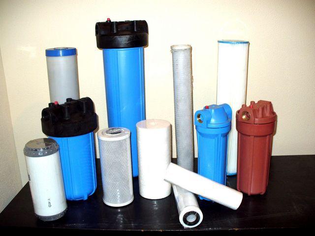 Лидеры по широте использования - фильтры картриджного (патронного) типа