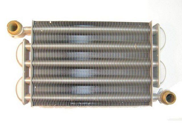 Первичный одноканальный теплообменник котла
