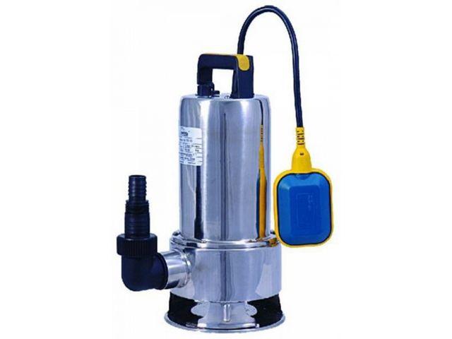 Дренажные насосы способны к длительной работе по перекачке больших объемов воды