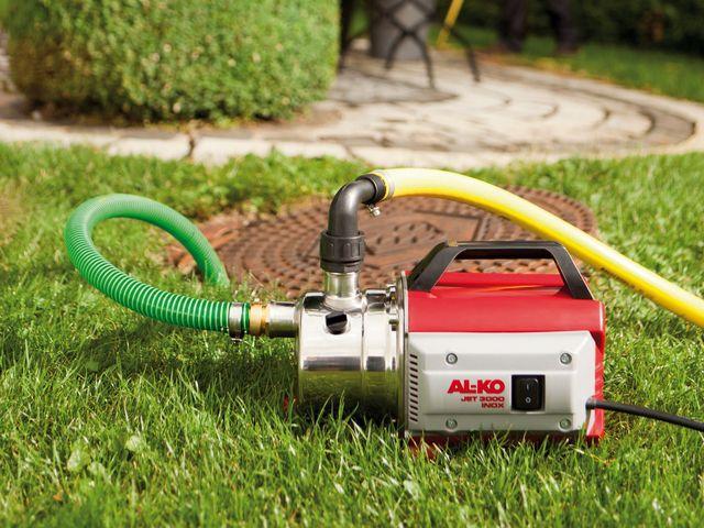 Компактные поверхностные насосы позволяют забирать воду из естественных или искусственных водоемов или накопительных резервуаров
