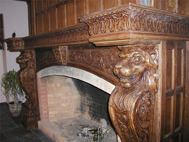 Некоторые деревянные порталы буквально поражают своей эксклюзивностью художественного исполнения