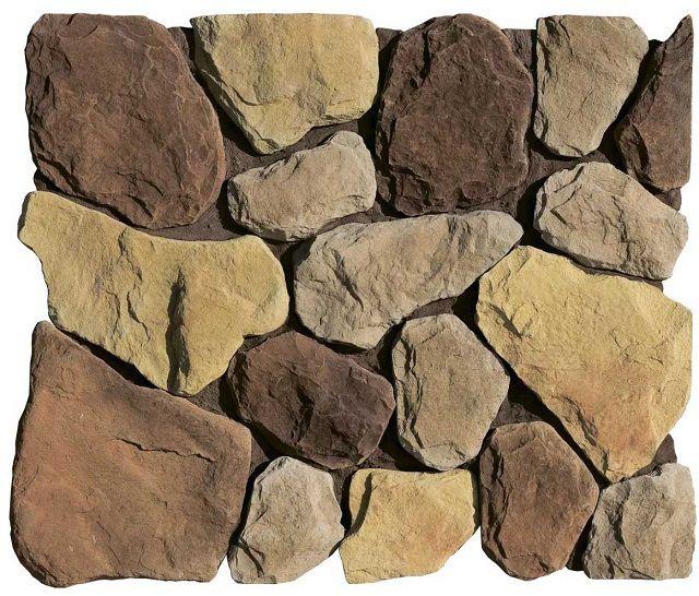 Элемент отделки из искусственного камня