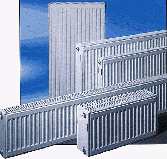 Панельные радиаторы могут существенно различаться размерами
