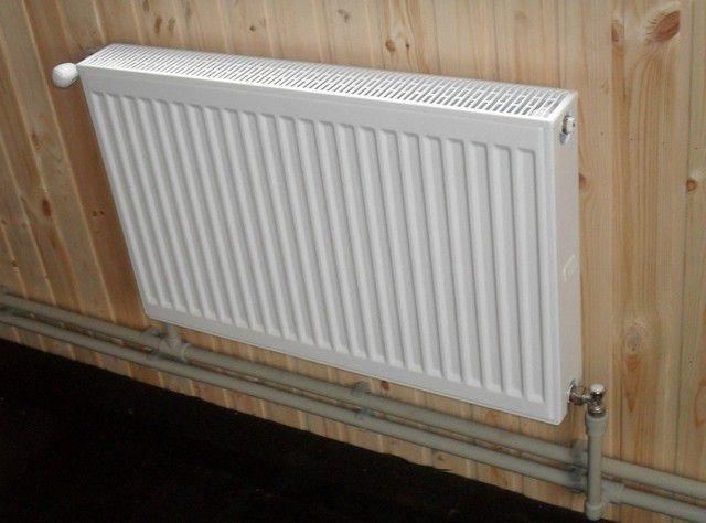 Панельные радиаторы немецкой компании «Kermi»  по желанию заказчика могут быть окрашены в любой цвет по каталогу RAL