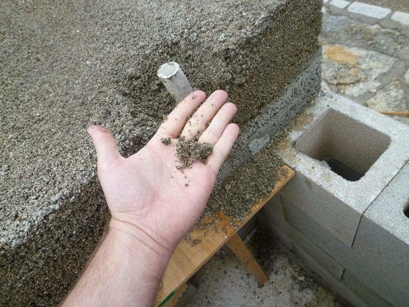 Вермикулит в цементном растворе цемент оптом цена север москвы