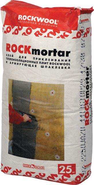 Штукатурная смесь ROCKmortar