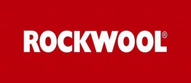 Фирменный логотип группы компаний ROCKWOOL
