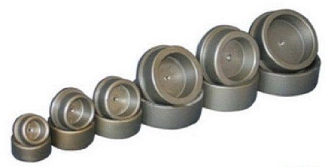 Муфты и дорны различных диаметров