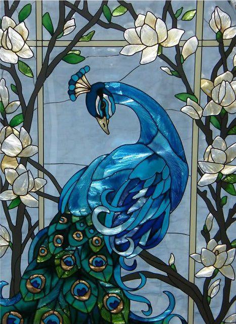 Красивые рисунки на стекле Построй свой Дом! 66