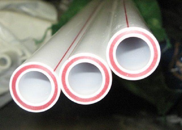 Трубы со стекловолоконным армированием, увы, не имеют надежного противодиффузионного барьера