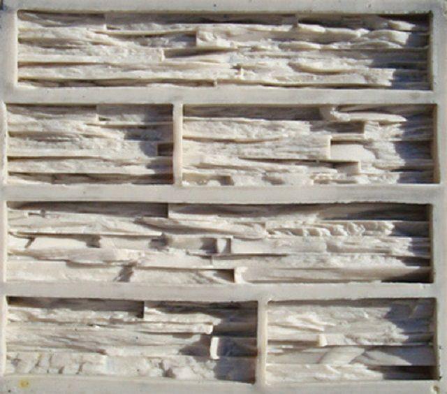Пластиковые матрицы для камня