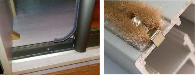 Чтобы шлегель со временем не отклеивался по краям, его рекомендуется дополнительно зафиксировать специальной прищепкой
