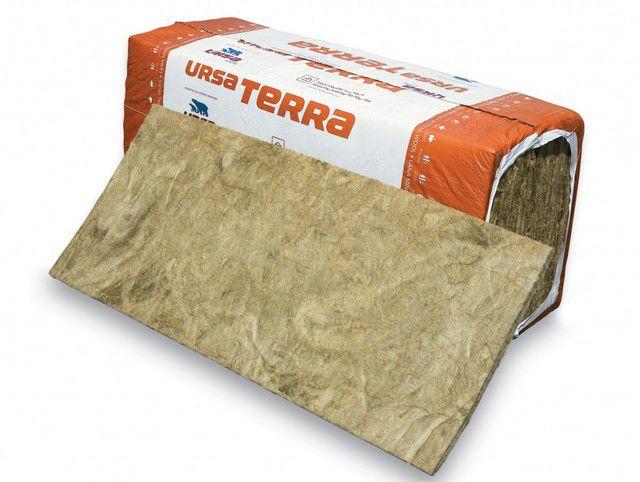 Плиты «URSA TERRA 34 PN»