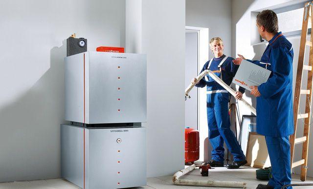 Установку, проверку, первый запуск и отладку газового котельного оборудования должны проводить специалисты