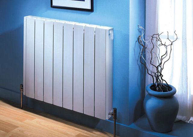 Алюминиевые радиаторы отлично вписываются в любое оформление интерьера помещений