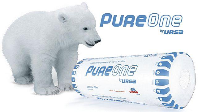 Революция в технологии изготовления минеральной ваты - «URSA PUREONE»