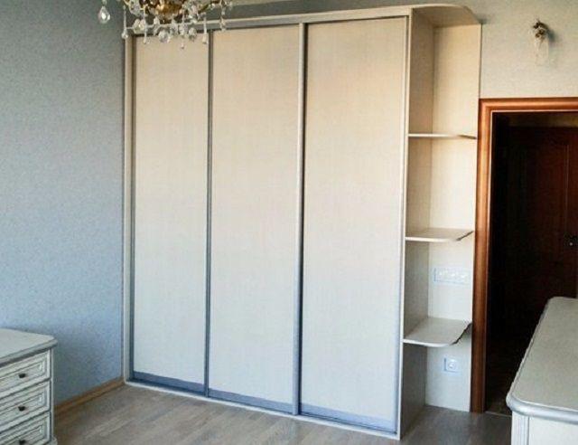 Залог успешного монтажа встроенной мебели – тщательно продуманный чертеж