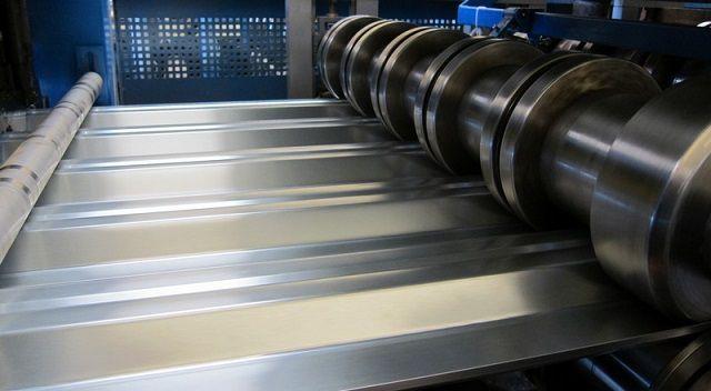 Профилирование оцинкованных стальных листов