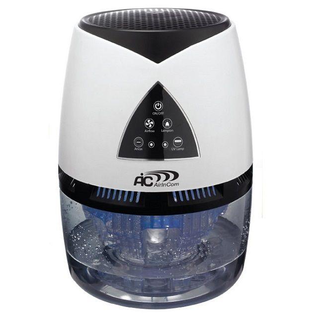 Прибор гидрофильрации, или в просторечье – мойка воздуха