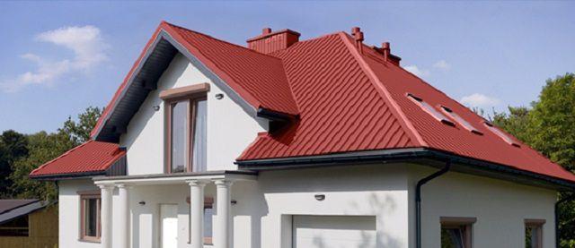 Профнастил для крыши какой выбрать