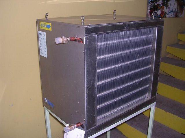 Специализированная система отопления для свинарников «SCHAUER».