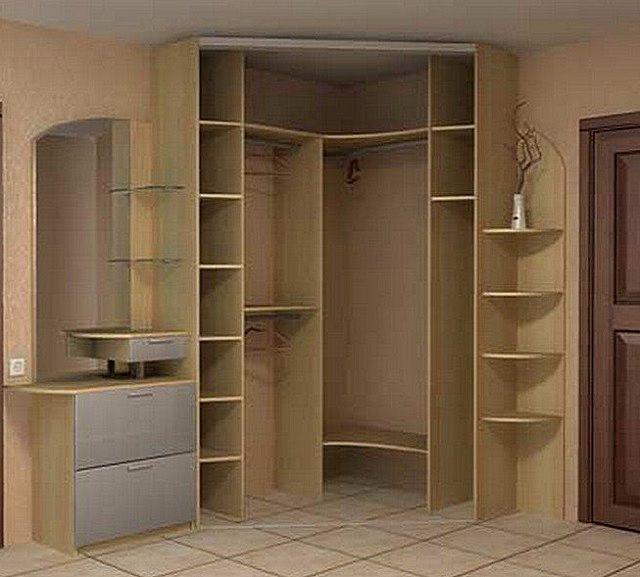 Как сделать встроенную мебель