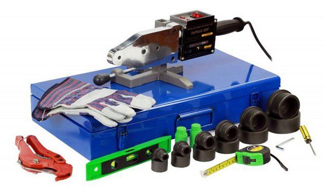 Аппарат для сварки полипропиленовых труб какой выбрать