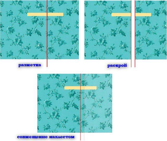 Удобный способ точной стыковки листов на углах