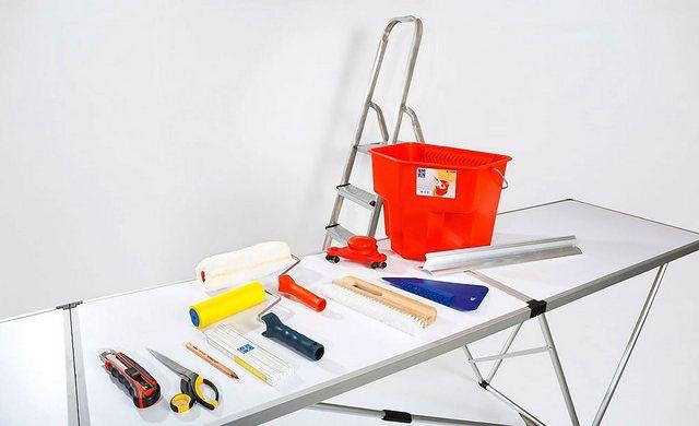 Для успешной работы необходимо подготовить качественный инструмент