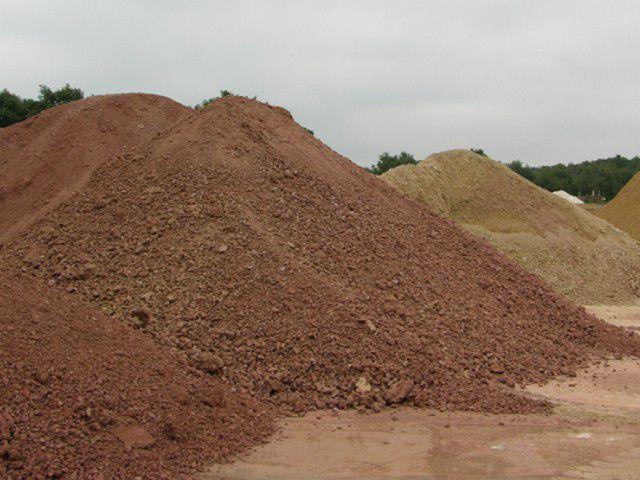 Особые сорта глины – главный сырьевой компонент для производства керамического кирпича