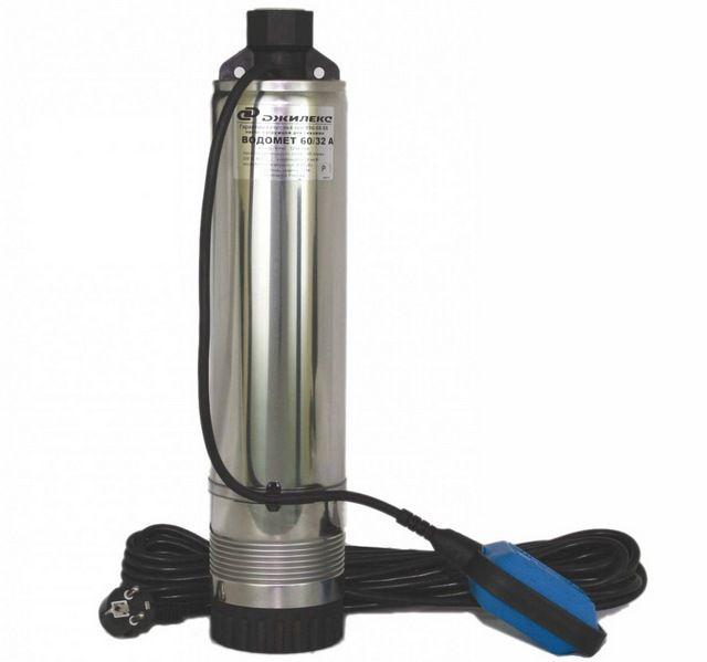 Большинство современных погружных центробежных насосов оснащено поплавковым датчиком уровня воды в колодце