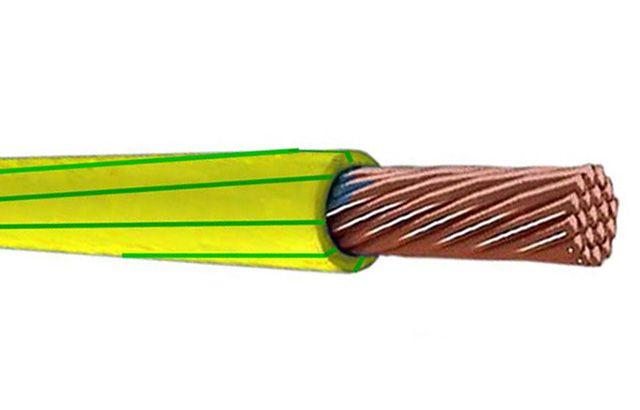Провод ПВ3 широко применяется в СУП (системе уравнивания потенциалов)