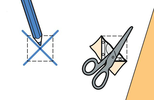 Прорезка окошка для установки розетки или выключателя