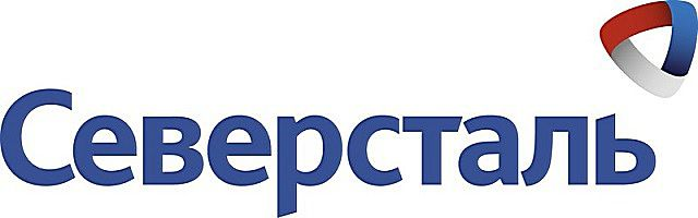 Логотип металлургического комбината ПАО «Северсталь»