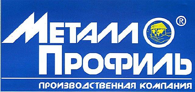 Фирменный знак компании «МеталлоПрофиль»