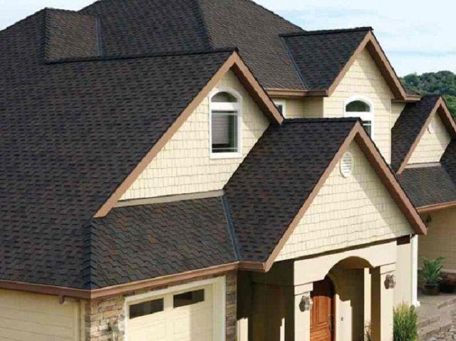 Многоскатная крыша – самая сложная из всех конструкций