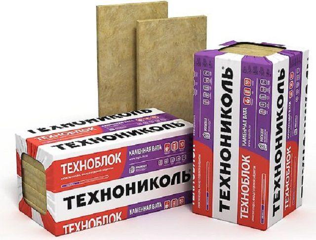 Из отечественных продуктов отрадно выделить утеплители марки «Технониколь»