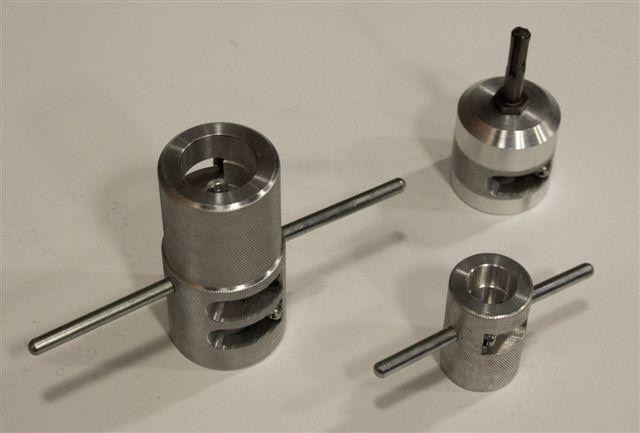 Шейвер необходим при работе с трубами, имеющими внешнее алюминиевое армирование
