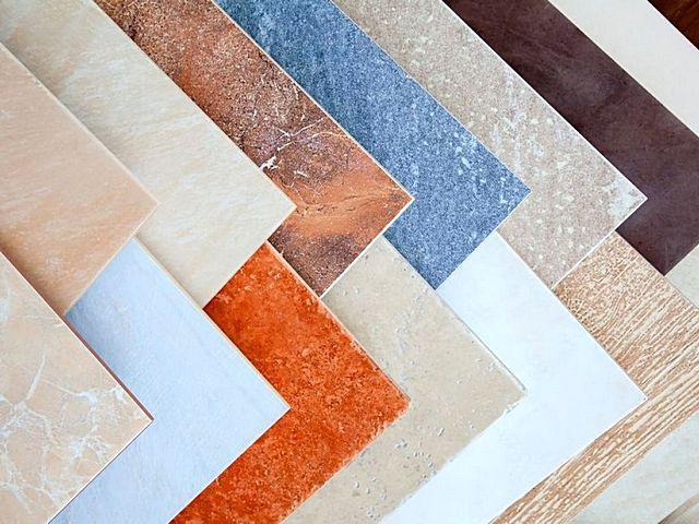 К выбору керамической плитки следует подходить со знанием дела
