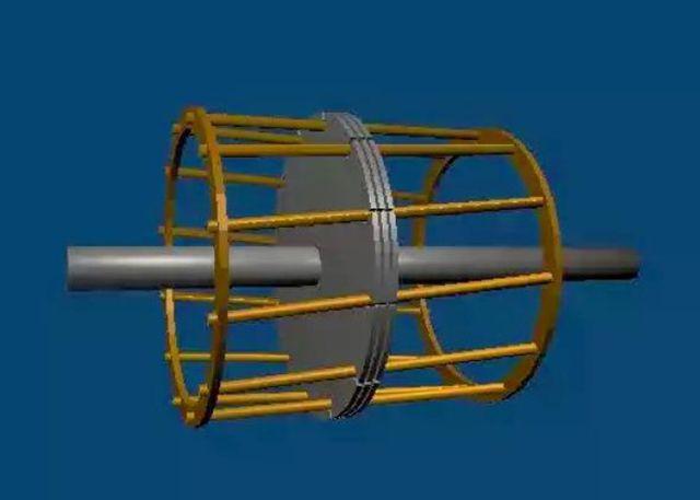 Белки могут гордиться тем, что в их честь назвали одну из главных деталей двигателя