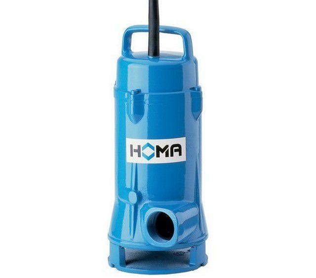 Погружной дренажный насос «НОМА» позволяет справиться с авариями на теплотрассах – он способен перекачивать воду с температурой до 95°