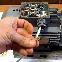 Как подключить трехфазный электродвигатель в сеть 220В: подключаем самостоятельно по схеме трехфазный электродвигатель в сеть