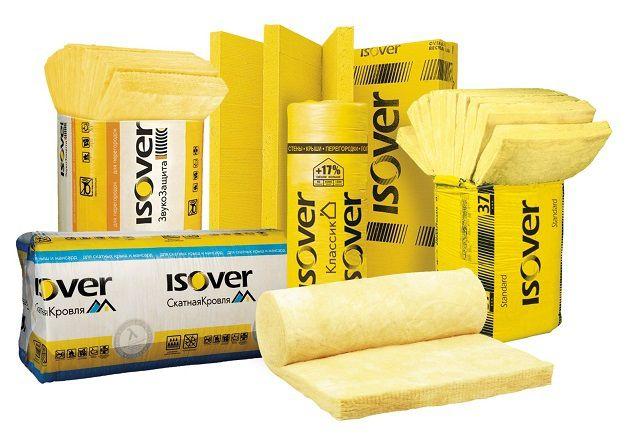 Стекловата марки «Isover» —это всегда высокое качество