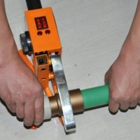Пайка полипропиленовых труб инструкция