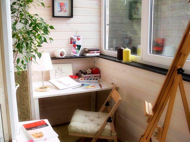 Стиль «прованс» располагает не только к расслабляющему отдыху, но и к творческой деятельности