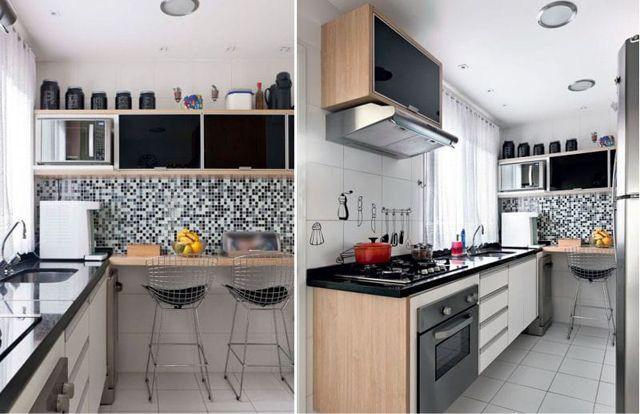 Мозаика Микс оживит любой кухонный интерьер